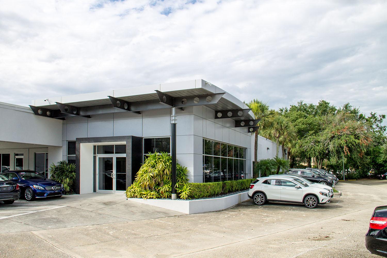 Mercedes-Benz of Orlando   Schmid Construction